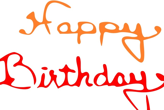 Happy Birthday and Anniversary
