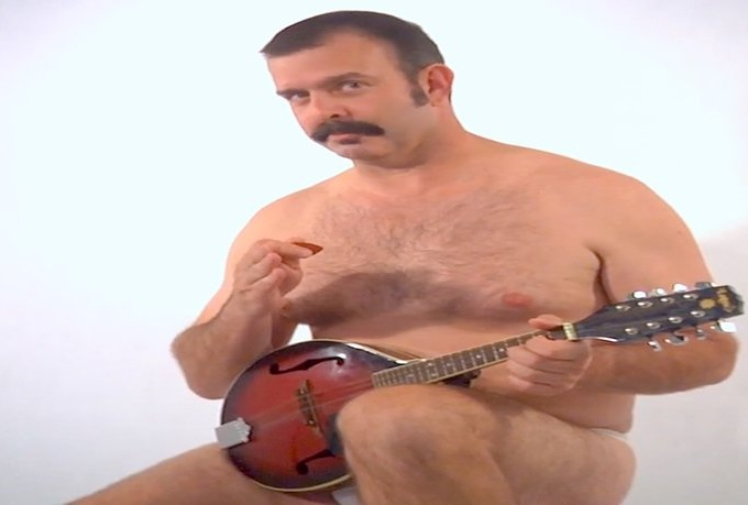 sing a Mustache and Mandolin Happy Birthday 24 hrs