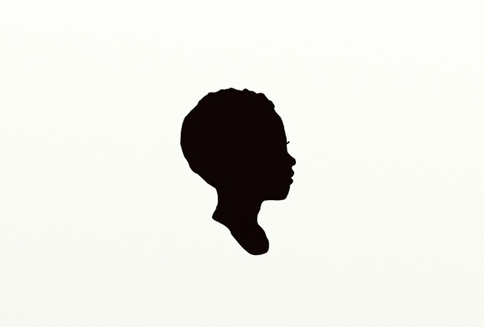 draw your silhouette