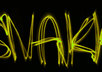 write your name in light graffiti using glowsticks small3