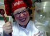 create a custom video message as World Famous Chef Betty Spaghetti and small1