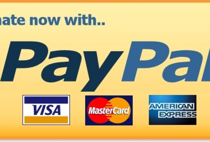 add paypal donate button or paypal buy now button - fiverr