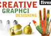be Your Trusted Creative GRAPHIC Designer