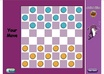 create a great Checkers Game which will speak to your child using his own name small1
