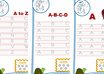 give you 300+ printable english and math Handwriting practice worksheets to practice and learn