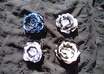 let you choose two out of any of my beautiful hand made flower hair clip