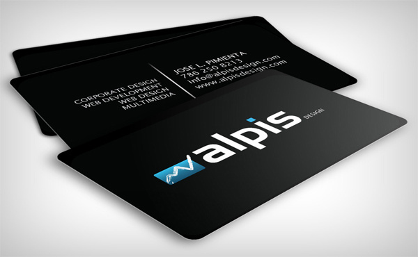 design a good business cards or visiting card less than 24