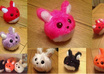 make you a FluffBall bunny plushie