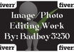 do all type of Photo or Image editing work professionaly small1