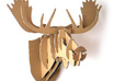 make you a cardboard moose head small1