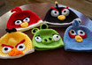 crochet you a Angry Birds Beanie