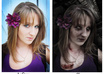 turn you into a horrifying deadly Zombie/monster through photoshop