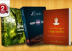 Bookcovers, headers and photoshop