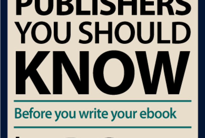design your next ebook cover