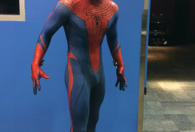 The Amazing Spider Man Suit Replica | www.imgkid.com - The ...