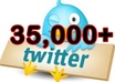add 35000 twitter follower to your any twitter account within few hours [highest on Fiverr]