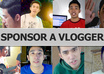 feature your website or business on a video blog as SPONSOR small1