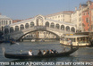 send a postcard from Venice, Italy