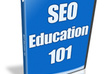 give you SEO education 101 video training series with master resale rights