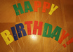 send you a 28 piece Happy Birthday yard sign set ready to delight your loved one small1
