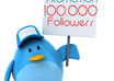 retweet Or Tweet Your Message To My 100,000 REAL Twitter Followers And Make It Trending in 12h small1