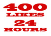 get you 400+ VERIFIED facebook fans to your fanpage in 48 hours + facebook fans best buy