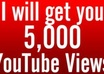 deliver 3000+ real human traffic to your video, these are real youtube views