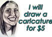draw a caricature