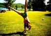 teach you how to do a cartwheel