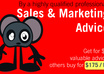 ask an experienced Sales and Marketing Consultant and give you consultation advice small1