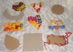 make and send ecofriendly lacing cards for kids