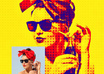 make your pic into custom popart