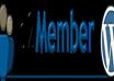 configure or develop your membership site