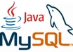 design your database using mysql and develop a Java software solution to handle it