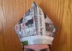 make you a newspaper pope hat