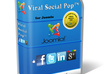 give you a Licensed Copy of the Most Famous FaceBook Viral Like Button Popup of All Time with Scarcity Timer for Joomla small1