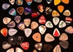 send you 25 custom guitar picks