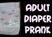 send an embarring diaper sample to your friend or enemy