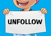 clean your twitter account by unfollowing all the people who are not following you back