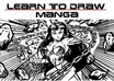 teach you How to draw manga
