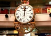 take a 5 min video of the Melbourne Central Clock on the hour