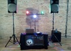 provide up to 2 hours of DJ Service