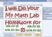 do your MyMathLab homework in 24 to 48 hours