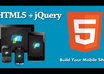 build mobile site using HTML5 and jquery mobile small1