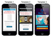 create a Mobile Squeeze Page