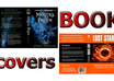 design any BOOK covers and adverticement banner with unlimited revisions