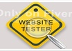 test your website as a potential customer