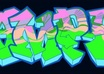 digitally write your name in graffiti style writing