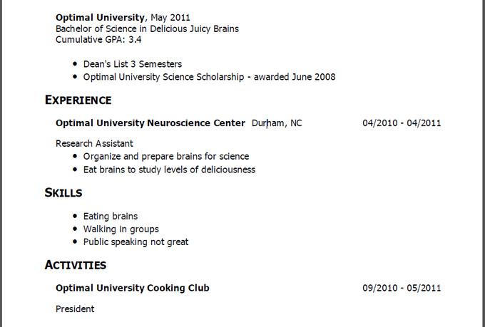 should I take the University of Phoenix off my resume