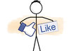 give you 100 REAL Facebook Likes for your fanpage or website